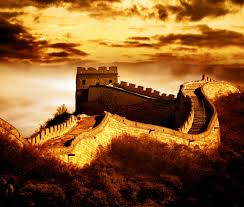 Map Of The Great Wall Of China by Great Wall Of China Travel Information About Location Facts