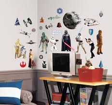 star wars wall decals removable art image star wars wall decals murals