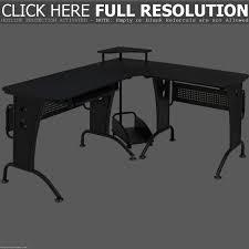 Gaming Computer Desk by L Gaming Desk Decorative Desk Decoration