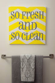 yellow and grey bathroom decorating ideas bathroom makeover the yellow and gray combo and the