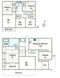 traditional japanese house design floor plan traditional japanese house plans astounding plan house design also