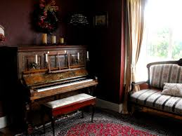 antique piano new zealand house interior 2d room design victorian