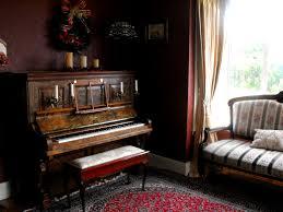 antique piano new zealand house interior 2d room design victorian