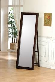 things know when buying free standing mirrors
