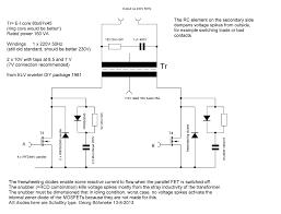 120v ac to 120v dc converter wiring diagram components