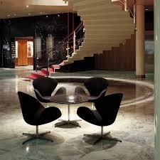 swan chair arne jacobsen fritz hansen suite ny