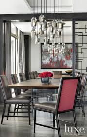 805 best dining images on pinterest home spaces and architecture a waterfront miami condominium with retro classics luxe interiors design