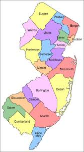 map of nj new jersey map for websites clickable html image map