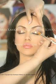 kamkarian makeup school dubai uae