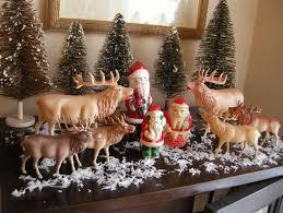 celluloid christmas items golden glow