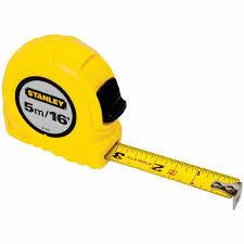 3 5 M To Feet by Stanley Sta030696 Pocket Tylon Tape 5 M 16 Feet 19 Mm Multi
