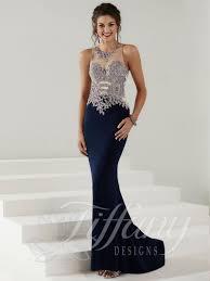 tiffany designs 16137 prom dress prom gown 16137