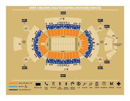 University Of Arizona Parking Map by Aloha Stadium Aloha Stadium Maps