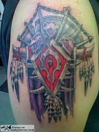 25 world of warcraft tattoos that will blow your mind world of