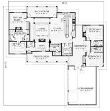 houseplans and more rustic ranch home plan 135d 0004 house plans and more