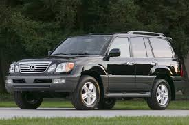 1996 lexus lx450 gas mileage 2007 lexus lx 470 warning reviews top 10 problems you must know