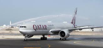 first airplane ever made qatar airways has added dublin to its air route network buzz ie