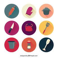 icone cuisine la collecte des icônes de cuisine télécharger des vecteurs premium