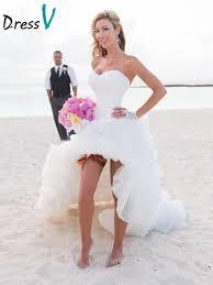 wedding dresses in dressv wedding dresses 2017 high front low back lovely