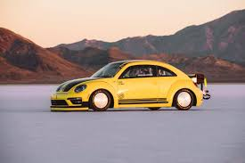 volkswagen beetle the volkswagen beetle lsr is a 200 mph pocket rocket