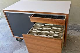 herman miller file cabinet george nelson for herman miller rolling credenza file cabinet