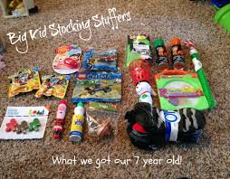 Ideas For Stocking Stuffers Stocking Stuffers For 6 Year Old Boy Roselawnlutheran