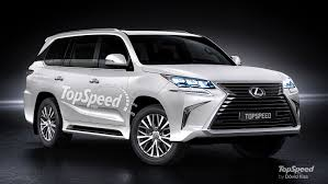 lexus sport utility vehicles lexus flagship suv review gallery top speed