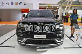 jeep grand cherokee 2017 2017 jeep grand cherokee front at 2016 bologna motor show indian