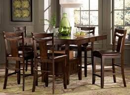High Chair Dining Room Set High Dining Room Table Provisionsdining Com