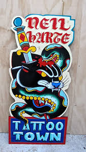 tattoo shop signs for neil harte dublin ireland nathan hass