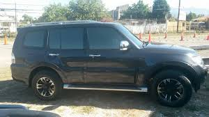 mitsubishi pajero 2008 2008 mitsubishi pajero for sale in kingston jamaica kingston st