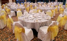 ivory chair covers chair cover rentals in los angeles and orange county ca