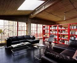 warehouse style home design interior san francisco warehouse industrial interior decor with