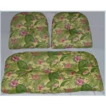 3 piece cushion set for wicker all about wicker