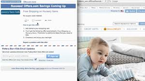 Coupon Codes For Boot Barn Pottery Barn Kids Coupon Code 2013 How To Use Promo Codes And