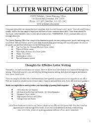letter writing guide business letter image collections examples