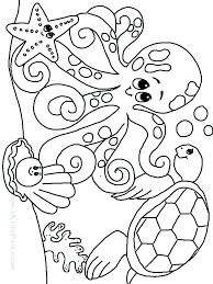 childrens coloring pages farm animals print free printable for