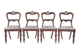 Victorian Dining Chairs Dining Chairs Rosewood Victorian Victoria The Uk U0027s Premier
