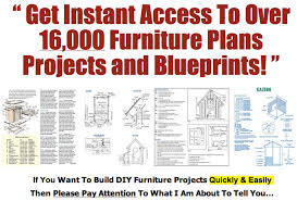 Woodworking Projects Plans Free by Pdfplansforwood