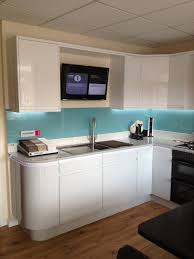 kitchen kitchen design colors blue cabinets white countertops