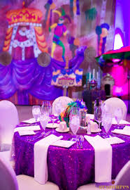 Purple Decorations Let The Good Times Roll Mardi Gras Party Decor Eventures