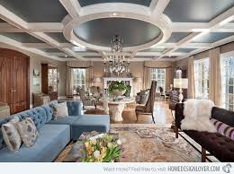 15 different living room ceiling treatments home design colors