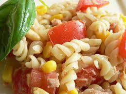 recette salade de pâtes au thon 750g