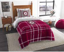 Houndstooth Comforter Alabama Bedding Ebay