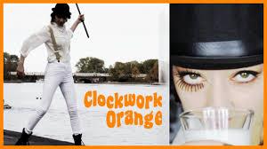 Clockwork Orange Costume Clockwork Orange Halloween Kostüm Youtube