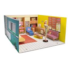 Best 40 Barbie Room Decoration by Vintage 1962 Reproduction Barbie Dream House U0026 Portable Carrying