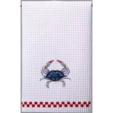 Waffle Weave Kitchen Towels by Blue Crab Kitchen Waffle Weave Towel