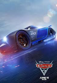 extra large movie poster image for cars 3 12 of 12 cars