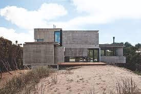 house on the beach bak architects archdaily