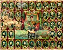 Ottoman Religion The Sultans Of The Ottoman Empire C 1300 To 1924